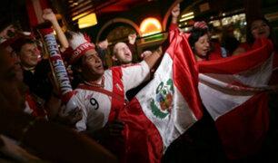 Nueva Zelanda vs. Perú: cientos de hinchas se reunieron en diversos puntos de Lima