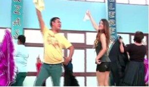 Aprendiendo a bailar las danzas típicas de nuestro Perú