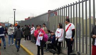 Inician entrega de entradas para el partido Perú vs. Nueva Zelanda