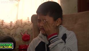Perdió el ojo en un accidente pero hoy tiene una nueva oportunidad gracias a tratamiento