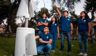 History Channel: Proyecto de peruanos que daría agua al mundo es semifinalista en concurso