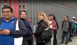 Perú vs. Nueva Zelanda: entrega de entradas solo será hasta mañana