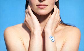 Parche solar permite prevenir enfermedades a la piel