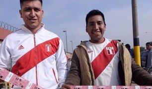 Selección Peruana: hinchas madrugaron en estadio Nacional para recoger entradas