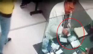 Callao: sujeto roba 6 mil soles bajo modalidad del 'cambiazo'
