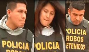 San Isidro: PNP detiene a peligrosa banda de falsos colectiveros