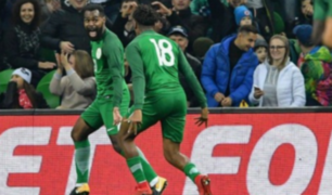 Amistoso internacional: Nigeria venció 4 a 2 ante Argentina