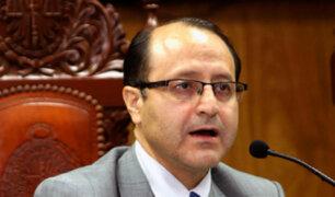 Abren investigación preliminar contra el fiscal Hamilton Castro