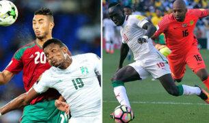Conoce a los países africanos que lograron un cupo para el Mundial Rusia 2018