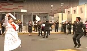 Perú vs. Nueva Zelanda: inician celebraciones en las afueras del Estadio Nacional