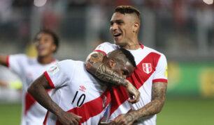Perú vs. Escocia: ¡Jefferson Farfán se motiva así con Paolo Guerrero!