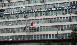 Según Ministerio Público, ONG habría aportado irregularmente para campaña de Keiko Fujimori