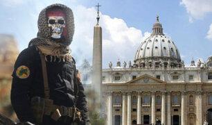 Estado Islámico amenaza con perpetrar un atentado terrorista en el Vaticano