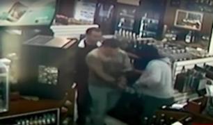 Pueblo Libre: delincuentes asaltan minimarket y se llevan hasta el whisky