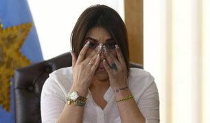 """Evelyn Vela sobre su detención en EEUU: """"Confié en la persona equivocada"""""""