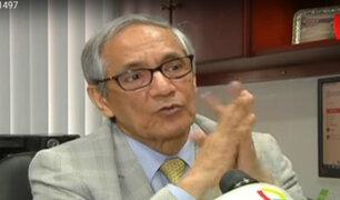 González Izquierdo explica probable incremento del PBI en abril