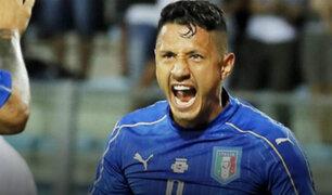 Perú al Mundial 2018: Gianluca Lapadula, Italia y la cara triste de la clasificación