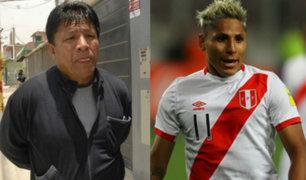SJM: padre de jugador Raúl Ruidíaz es atacado a balazos y resulta ileso