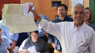 Chilenos eligen hoy a su nuevo presidente de la República