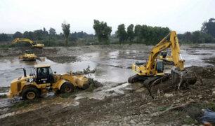 Reconstrucción con observaciones: cuestionan gasto de 346 millones en descolmatación de río Piura