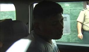 Policía presuntamente ebrio desató balacera en el Rímac