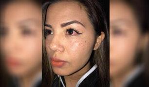Estrella Torres denunció que fue agredida durante evento