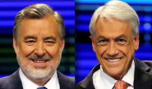 Elecciones en Chile: Sebastián Piñera y el oficialista Alejandro Guillier van a segunda vuelta