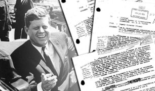 EEUU: desclasifican más de 10 mil documentos sobre el asesinato de JFK