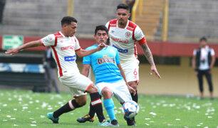 Universitario y Cristal empataron por el Torneo Clausura