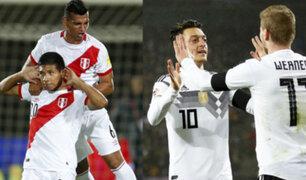 Selección Peruana recibió invitación de Alemania para disputar partido amistoso