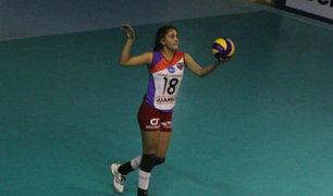 Caso Alessandra Chocano: enamorado de voleibolista rindió manifestación