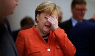 Alemania: Angela Merkel fracasó en negociaciones para formar gobierno de coalición