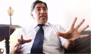 """Avelino Guillén sobre Humala-Heredia: """"Su objetivo final es apartar al juez Carhuancho de la causa"""""""