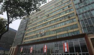 Ministerio Público realiza allanamiento de 12 inmuebles por caso Odebrecht