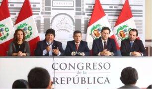 Congresistas opinan sobre proyecto de ley que daría poder al IPD sobre la FPF