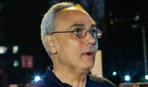 EEUU: Fiscalía exigió condenar de inmediato a Manuel Burga