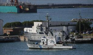 Continúa la búsqueda para encontrar submarino desaparecido en Argentina