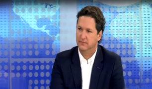 Fujimorismo ratifica denuncia contra fiscal Pablo Sánchez