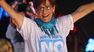 Julio Rodríguez cuestiona al MP por no abrir proceso penal contra Susana Villarán