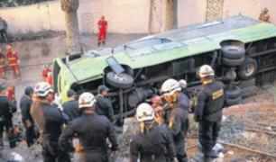 Cerro San Cristóbal: multan con casi dos millones de soles a empresa 'Green Bus'