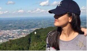 ¿Qué pudo causar el edema cerebral y pulmonar en Alessandra Chocano?