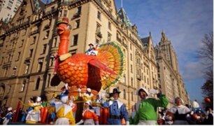 EE.UU: así se preparan para celebrar el 'Día de Acción de Gracias'