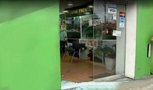Pueblo Libre: asaltan empresa inmobiliaria bajo nueva modalidad de robo