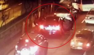 La Victoria: policía captura a banda delictiva 'Los Malditos de Paseo de la República'