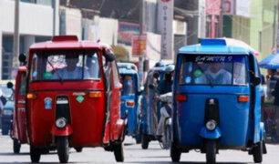 Mototaxistas generan caos y desorden en San Juan de Lurigancho