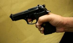 Cusco: intervienen a escolares por portar un arma y municiones