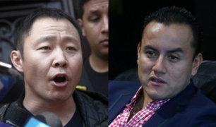 Kenji Fujimori se enfrentó a Richard Acuña tras respaldar al club Sport Boys