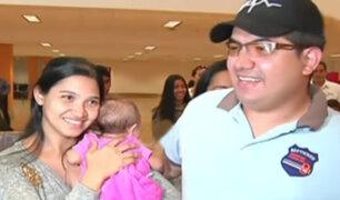 Niños venezolanos se reencuentran con sus padres gracias a ONG en Perú