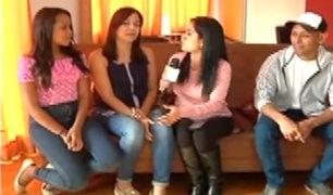 Venezolanos felices por reencontrarse con sus hijos para recibir la Navidad