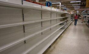 Venezuela: se agrava crisis humanitaria por falta de alimentos